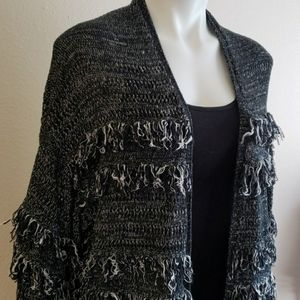 Knox Rose Shaggy Cardigan Sweater | Size XXL